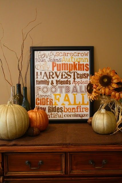 Fall Decor using natural raffia ribbon. http://www.nashvillewraps.com/raffia/mc-038.html
