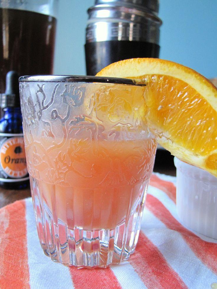 Homemade Amaretto + My Favorite Cocktail Recipe