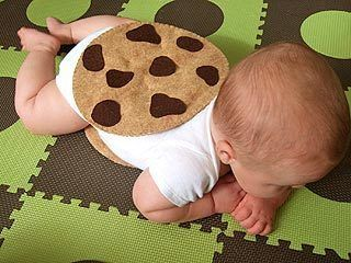 ... Make a baby ice cream sandwich costume for Halloween in 4 easy steps