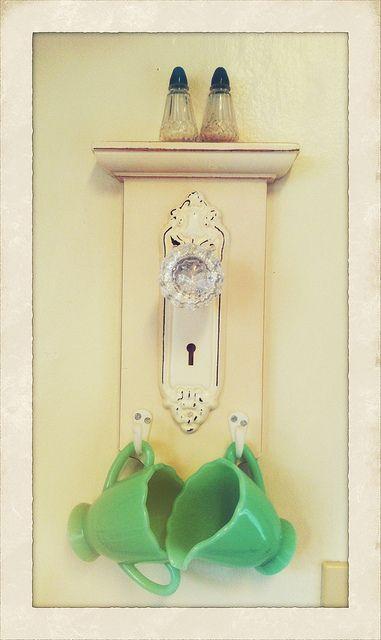 Jadeite green pretties in my kitchen | Flickr - Photo Sharing!