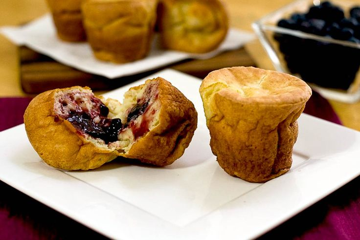 Gluten free Yorkshire puddings/Popovers - I'll be modifying this ...