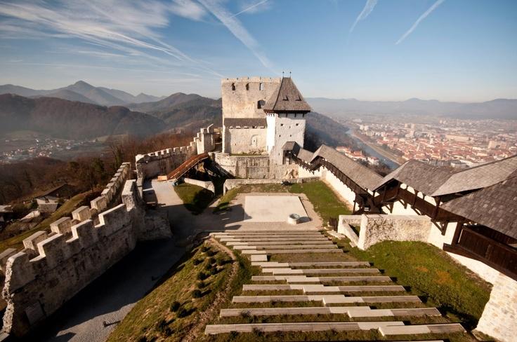 Celje Slovenia  city photos gallery : Celje Castle, Slovenia | Slovenia | Pinterest