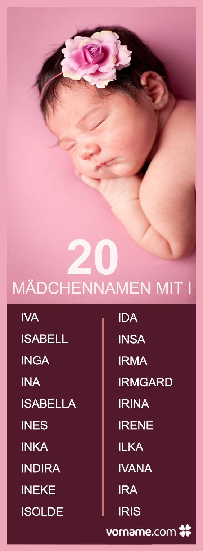 Mädchennamen - Große Auswahl an Vornamen für Mädchen