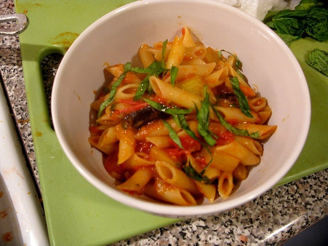 Penne alla Norma | Cooked | Pinterest