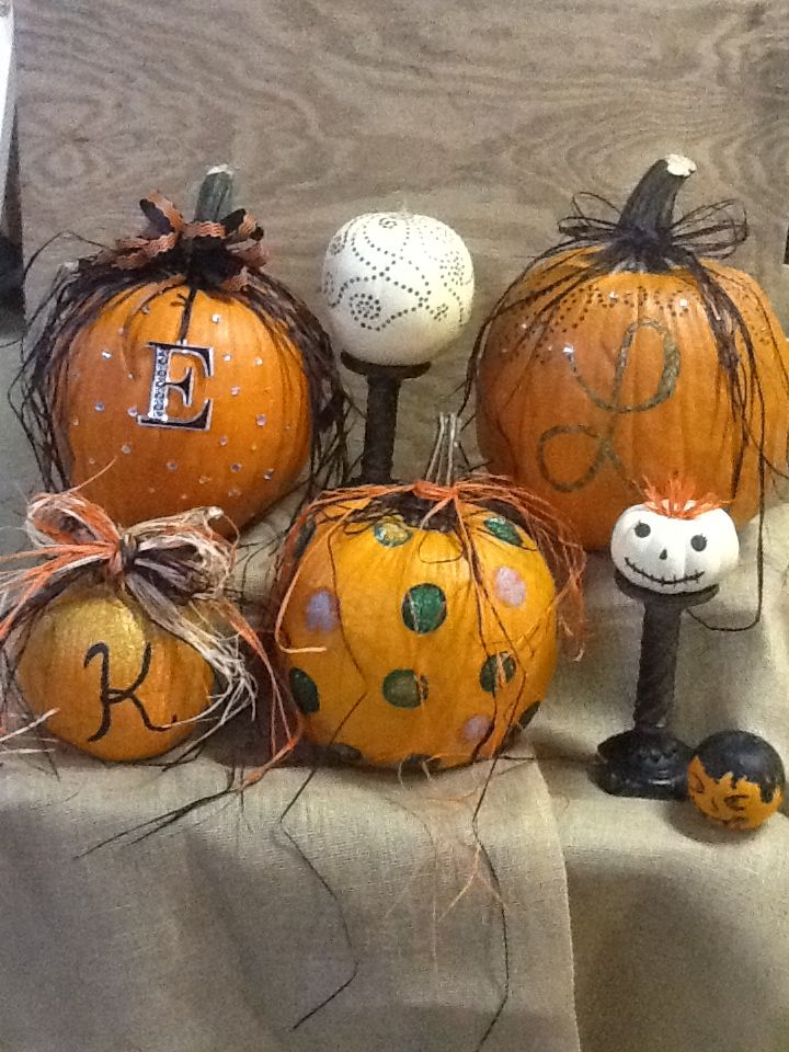 Pumpkin Decorating Day Dyi Recreate Me Ideas