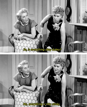 Funny Quotes I Love Lucy : Love Lucy Black and White Television Pinterest
