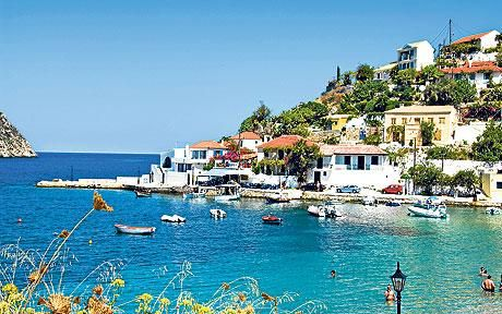 tips traveling greek islands