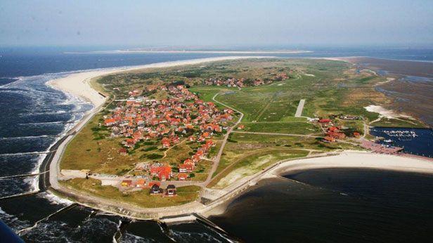Baltrum Island Germany
