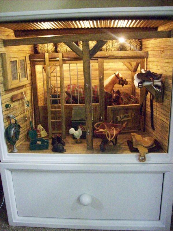 american 100 complete mini doll illuma room glitter