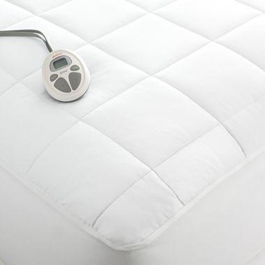 Sunbeam Premium Heated Mattress Pad
