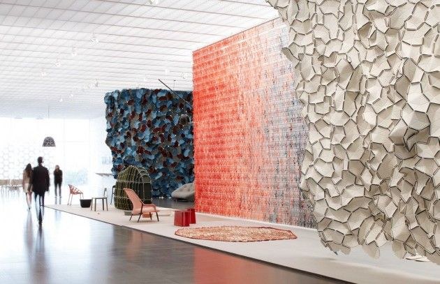 Bivouac Exhibition by Ronan & Erwan Bouroullec