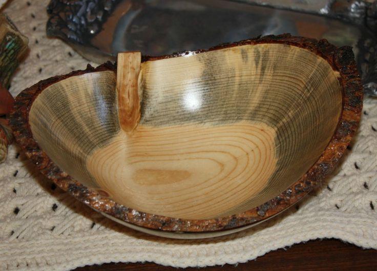 Beetle kill pine turned wood conifers pinterest