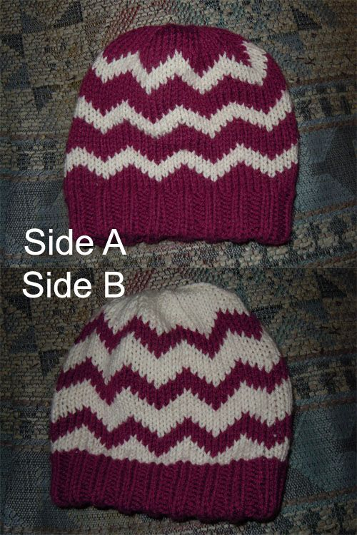 Double knit, Free Pattern : ) Double knitting Pinterest