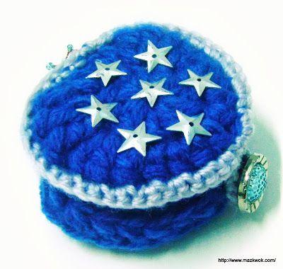 HEART CROCHET BOX PATTERNS | Easy Crochet Patterns