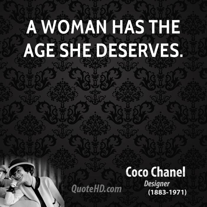 Pin By Laiz Perez On Tatuagens T Tattoos Life Tattoos And: Coco Chanel Quote