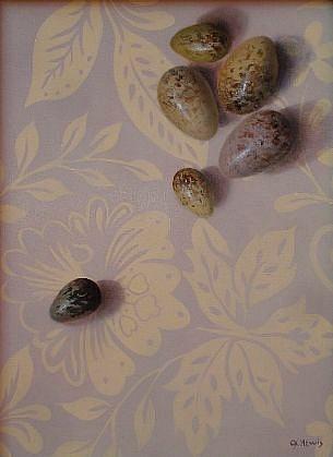 Misplaced Eggs - Jhenna Quinn Lewis 2010