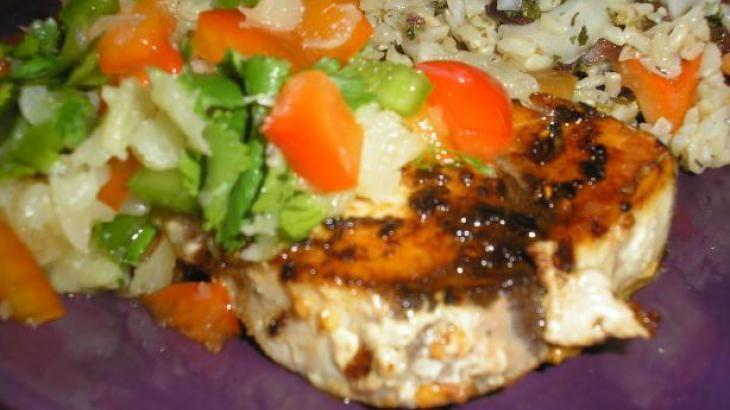Mahi Mahi With Pineapple Salsa | Scrumptious Seafood Dishes | Pintere ...