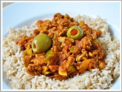 Picadillo - Cuban Style with Rice | Main Attractions - Beef | Pintere ...