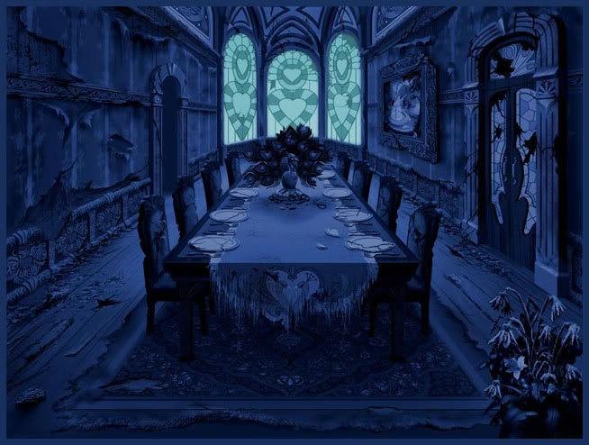 Draculas Dining Room