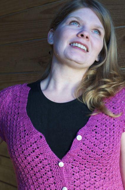 Crochet Patterns With Fine Yarn : Free Crochet Pattern! Fine as Findley Yarn Lust.... Pinterest
