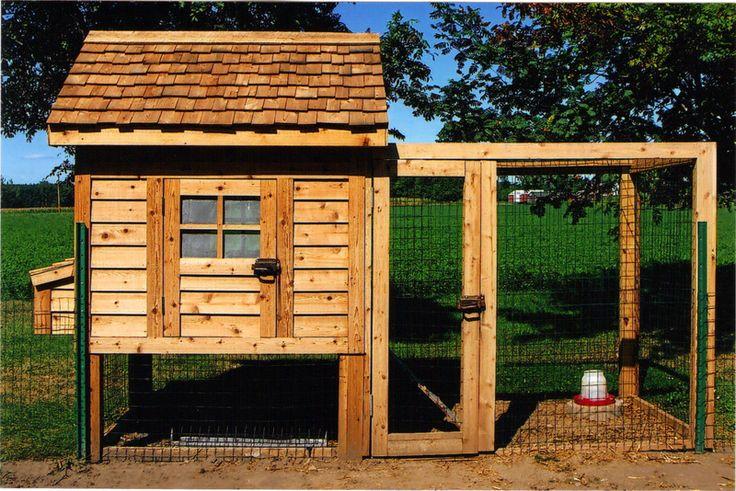 Get fancy chicken coop pictures pedo coop for Fancy chicken coops