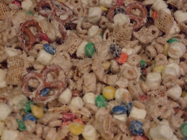 White Trash snack mix...a holiday favorite :) | FOOD! | Pinterest