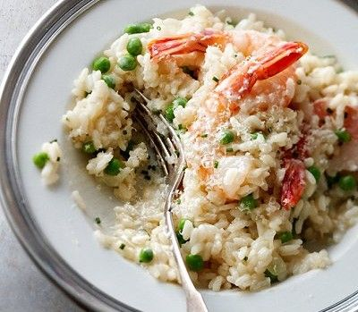 shrimp bulgur risotto with corn and shrimp risotto with squid shrimp ...