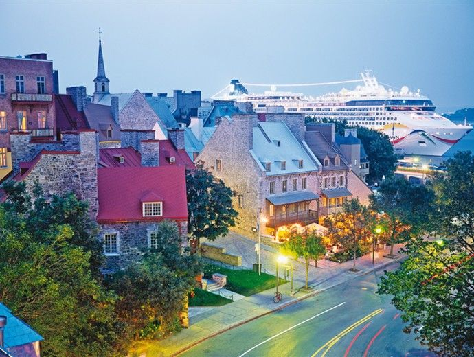 Must see attractions in quebec someday soon pinterest for Quebec city places to visit