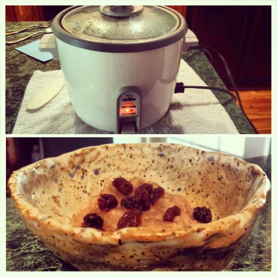 Sweet Peanut Butter Coconut Rice [Vegan/Gluten Free] A favourite repin ...
