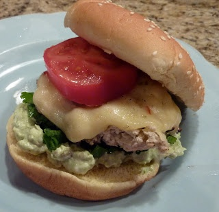 Sparrows & Sparkle: salsa verde turkey burger {my favorite} | Favorite ...