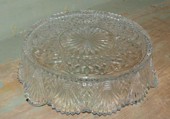 vintage cake stand or plateau for wedding or anniversary or celebrati