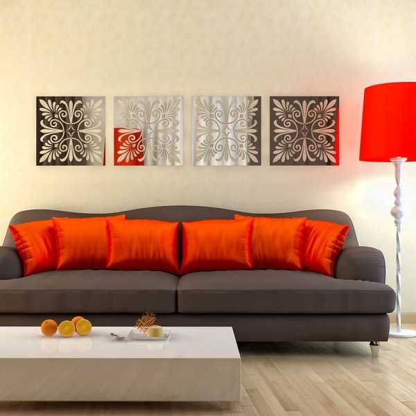 ... Decorating Ideas Bringing Creative Wall Mirrors Designs  Home decor