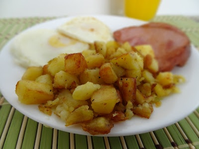 Perfect fluffy hashbrown potatoes | foods | Pinterest