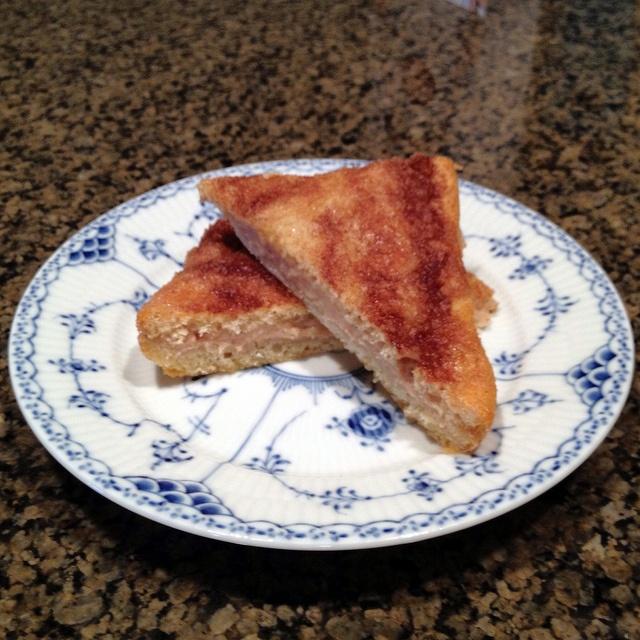 Cinnamon Cream Cheeses