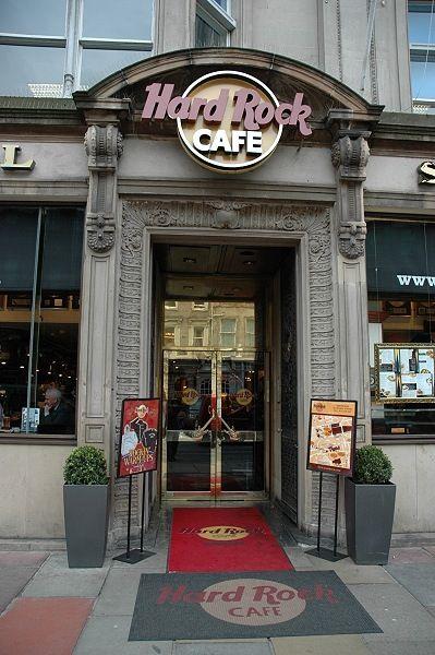Hard Rock Caf Ef Bf Bd Edinburgh