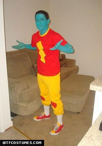 Skeeter Halloween Costume   halloween costumes i have to make   Pinte ... Quailman Doug