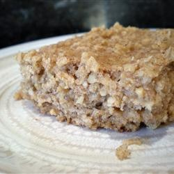 Baked Oatmeal II Allrecipes.com- Briana & I had baked oatmeal in ...