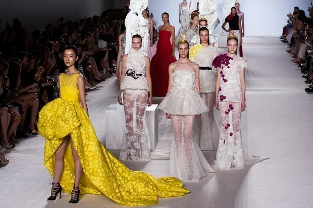 Giambattista Valli Fall 2013 – on Pinterest