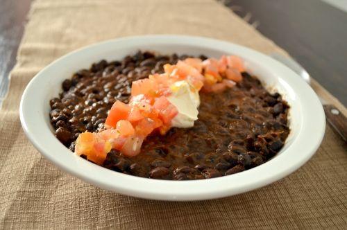 Spicy, Citrusy Black Beans | Recipes - Vegetarian | Pinterest