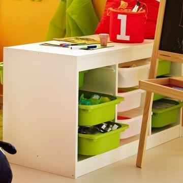 Trofast Storage Combination Ikea Kids Shared Room Ideas