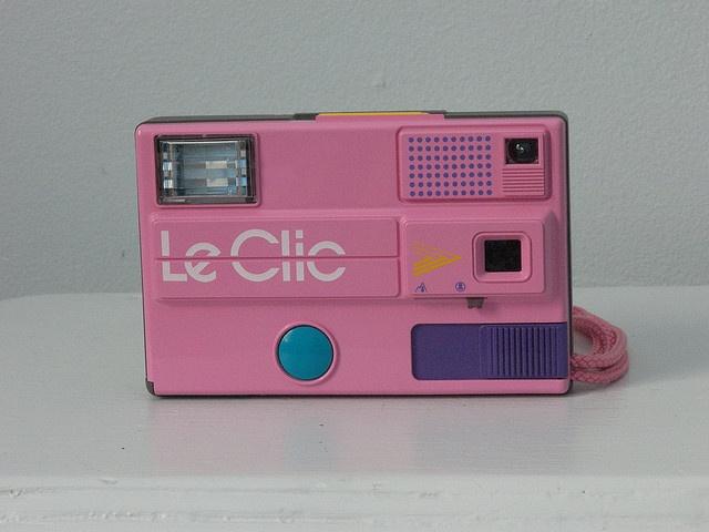 Le Clic Camera