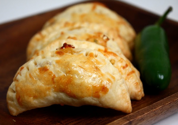 chicken empanada. | Mexican Food-My Favorite | Pinterest