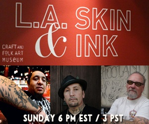 Skin & Ink Live Video Chat | Stickam