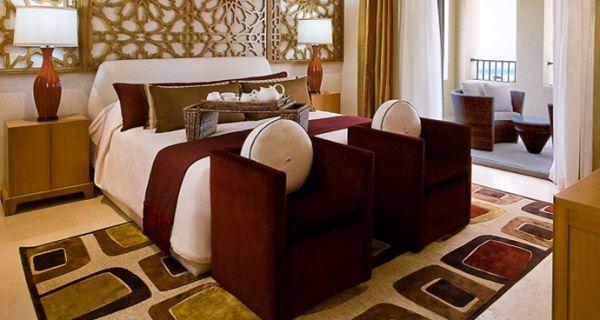 Arabic Bedroom Design : Modern Arabic Villa Designs That Celebrate Opulence