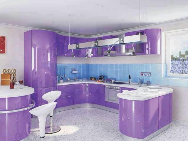 Living purple!!!!!!