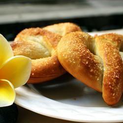 Buttery Soft Pretzels Recipe