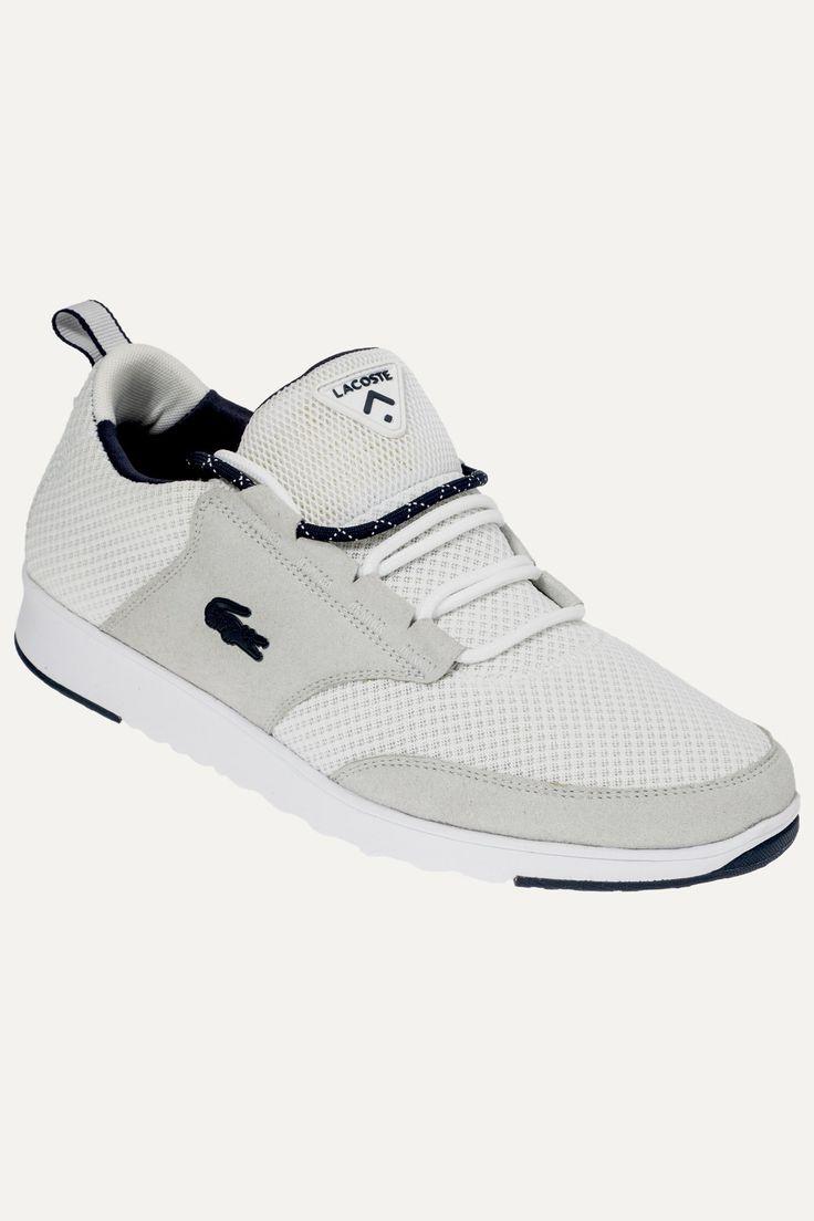 lacoste men 39 s light 01 sneaker sporting spirit pinterest. Black Bedroom Furniture Sets. Home Design Ideas