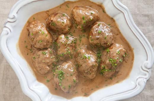 Swedish Meatballs | OMAC -once a month cooking | Pinterest