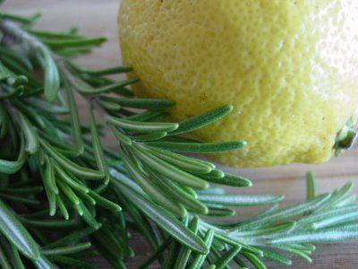 Rosemary lemon no knead bread. | Breads & Grains | Pinterest
