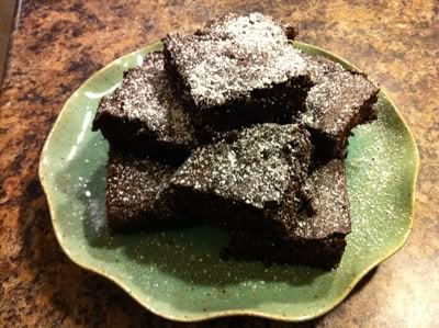 Chocolate Gingerbread Cheesecake Bars   Recipe